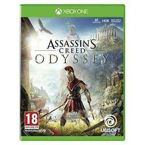 Assassins Creed Odyssey Deluxe Xbox One