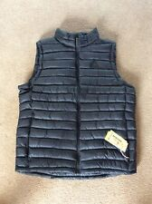 BURTON MENS MB EVERGREEN SYNTHETIC VEST TRUE BLACK SIZE EXTRA EXTRA LARGE
