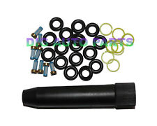 8 Set Fuel Injector Repair Seal Kit for CHEVROLET / GMC V8 217303