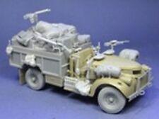 1/35th Resicast WWII British LRDG heavy Armed patrol truck conv