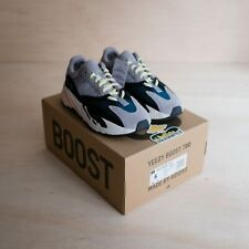 Adidas Yeezy Boost 700 Wave Runner Solid Grey Size 6, DS Brand New