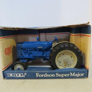 Ertl Fordson Super Major Tractor 1/16  FD-307DO-B