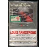 Louis Armstrong MC7 Greatest Hits / Nuova Sigillata CBS 40-21058