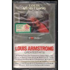 Louis Armstrong MC7 Greatest Hits / Nuova Sigillata CBS 40-21058