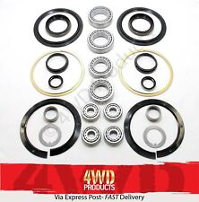 Swivel/Wheel Bearing Overhaul kit + Hub Socket -for Nissan Patrol GU Y61 (97-16)