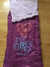 Sleeping Bag American Girl Slumber Bag (Retired) Full Size Fleece Lined Rare