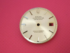 ROLEX OYSTER PERPETUAL DATEJUST 1601 PIEPAN DIAL FOR 1520 1560 1570 MOVEMENT