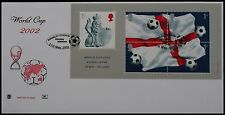 Unaddressed FDC World Cup 2002