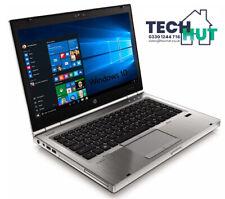 HP Elitebook 8460P Laptop, i5-2540M, 4GB Ram, 500 HDD, Windows 10 Pro, Warranty.