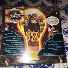 Sealed! The Electric Company , Original Cast, 1972, LP , Cosby, Freeman Nice