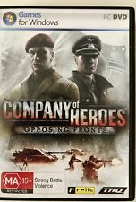 Company of Heroes - PC Original Opens But Never Used
