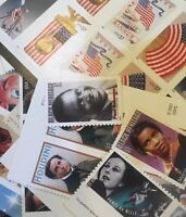 20 MNH All Different 37 cent stamps...singles and Commemorative Blocks.