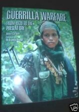 Guerrilla Warfare From 1939 to the Present Day, 1986-1st - Military History HB