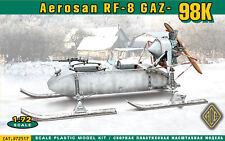 Ace 72517 - 1:72 Aerosan rf-8 gaz-98k - Neuf