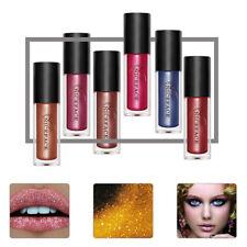Soft Matte Lip Gloss Shimmer Lipsticks Pencil Waterproof Cosmetics Make-Up Tools