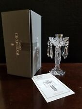 Waterford Crystal Tara Candelabra Single Candle Stick Holder 108363