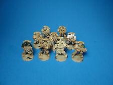 GW Warhammer 40K Assault on Black Reach Space Marines x9 Part Paint Plastic ya