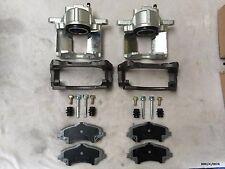 2x Front Brake Caliper & Brake Pads for Dodge Journey 2009-2013 BRK/JC/007A