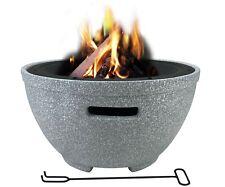 Brand New Garland Designer Outdoor Firepit Fire Pit MGO Lightweight compact