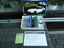 Toyota 2000 GT Zeppan Sport Collection Nichimoco orig. verpackt 1:24