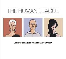 THE HUMAN LEAGUE = A Very British Synthesizer Group = 3CD+DVD SUPER DELUE BOX !!