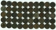 50  INDIAN HEAD PENNIES ONE ROLL