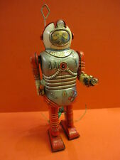 ALL ORIGINAL NOMURA SPACE MAN ASTRONAUT ROBOT SPACE TIN TOY