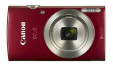 Canon IXUS 185 20MP Digital Camera - Red