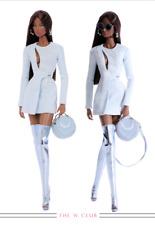Modernist Eugenia Perrin-Frost NRFB Fashion Royalty 2018 W Club Upgrade Doll