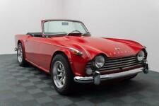 New listing 1966 Triumph Tr4 Irs