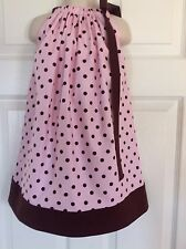 Toddler Kids Children Clothing Girls Pillowcase Dress Handmade size 4T US