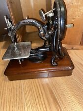Willcox & Gibbs Antique Sewing Machine