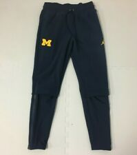 5013ead06f437a Nike Michigan Wolverines Jordan Sphere Performance Pants Blue Mens Size  Medium