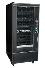 National 474 Refreshment Center Combination Snack Beverage Soda Vending Machine