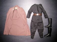 "1/6 Count Dooku Sith outfit Kenner Star Wars 12"" Cloth Sideshow Hot Toys Uniform"