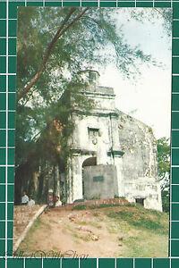 (CWC) Malaya 1950s/1960s St. Paul's Church Malacca Postcard #3326 Near Mint