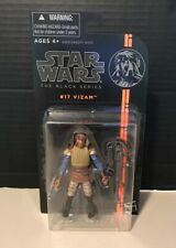 New 2013 Star Wars Vizam 3.75in Black Series Hasbro Nikto Skiff
