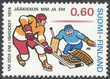 Finland 1974 MNH Stamp - Ice Hockey World Championships