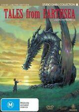 TALES FROM EARTHSEA : NEW Studio Ghibli DVD
