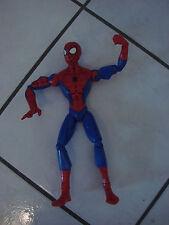 "Hasbro Spiderman Talking poseable Action Figure 11.5"" action figure hero Marvel"