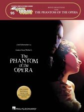 The Phantom of the Opera Movie Selections Sheet Music E-Z Play Today B 000100219