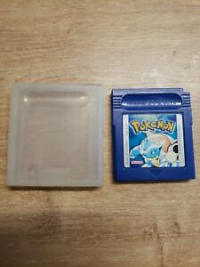 Pokemon Bleu / Blue Game Boy EUR Pile ok