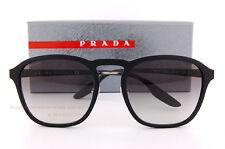 Brand New Prada Sport Sunglasses PS 02SS DG0 0A7 Matte Black/Gray Gradient MEN