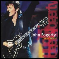 JOHN FOGERTY - PREMONITION : LIVE CD ( CREEDENCE CLEARWATER REVIVAL ) *NEW*