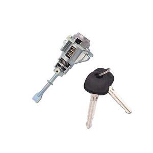 Left Driver Door Lock Cylinder 2 Keys 81970-2HA00 Fit for 06-10 Hyundai Elantra