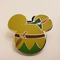 Disney Pin Trading Mystery Pouch MICKEY MOUSE Icon Peter Pan Pin