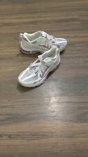 eb0aecaa436e44 NIKE GIRLS   WOMENS 6Y white purple ATHLETIC SNEAKER SHOES W  VELCRO