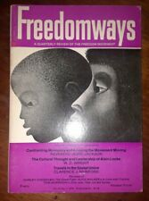 Freedomways First Quarter 1974 Vol 14 No 1 - from William Marshall Estate