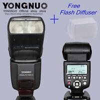 Yongnuo  Flash Speedlite YN-560III for Canon 580EX II 430EX II Nikon D5300 D7200