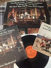 """LEE HAZLEWOOD """"'House Safe for Tigers"""" OST /poster LIGHT In the ATTIC Shrink NM-"""